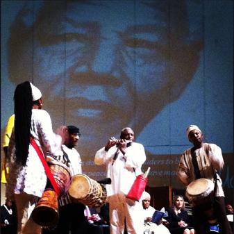 Atlanta Remembers Nelson Mandela