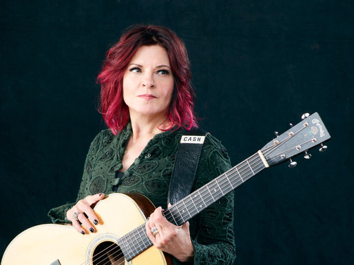 Rosanne Cash Opens Up About Her New Album