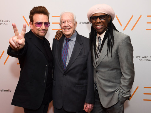 What Happened When Jimmy Carter and Bono Went to the Disco?