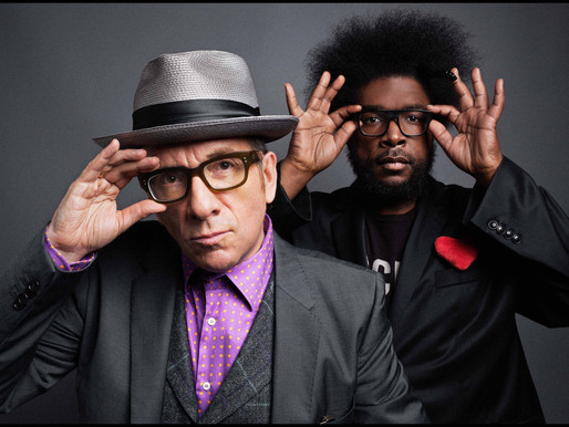 Elvis Costello and The Roots: Digital Duet