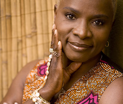 "Exclusive Interview: Angelique Kidjo Celebrates Women and Human Rights With ""Eve"" - and a New Memoir"