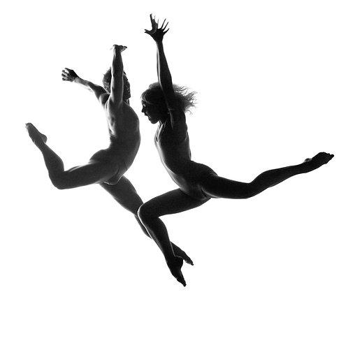 Pair in Flight