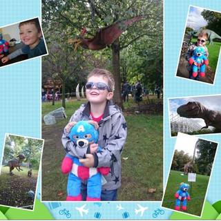 Superhero bears
