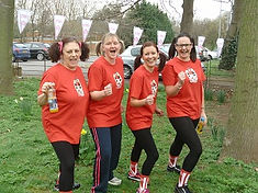 Wilton staff raise money for Sport Relief