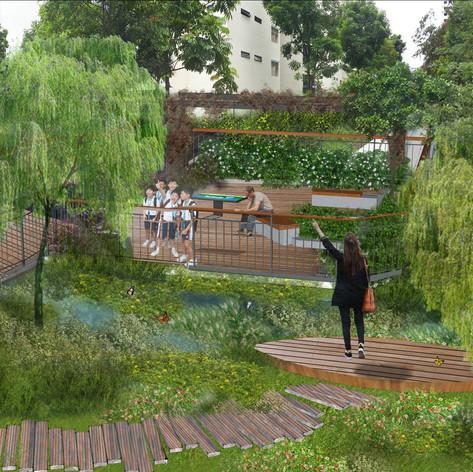 Alexandra Canal Subsidiary Drain A