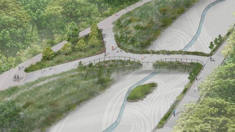 Garden Bridge Artist Impression
