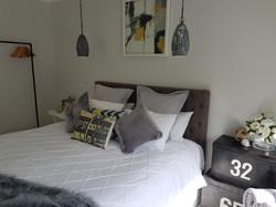 Crisp linens & comfort plus pillows
