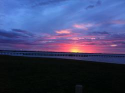 Sunrise in Beachport