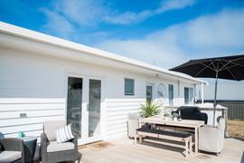 Luxury outdoor living & dining
