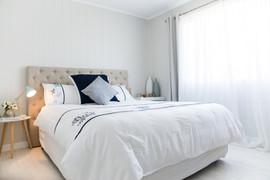 Crisp Linens and comfort plus pillows