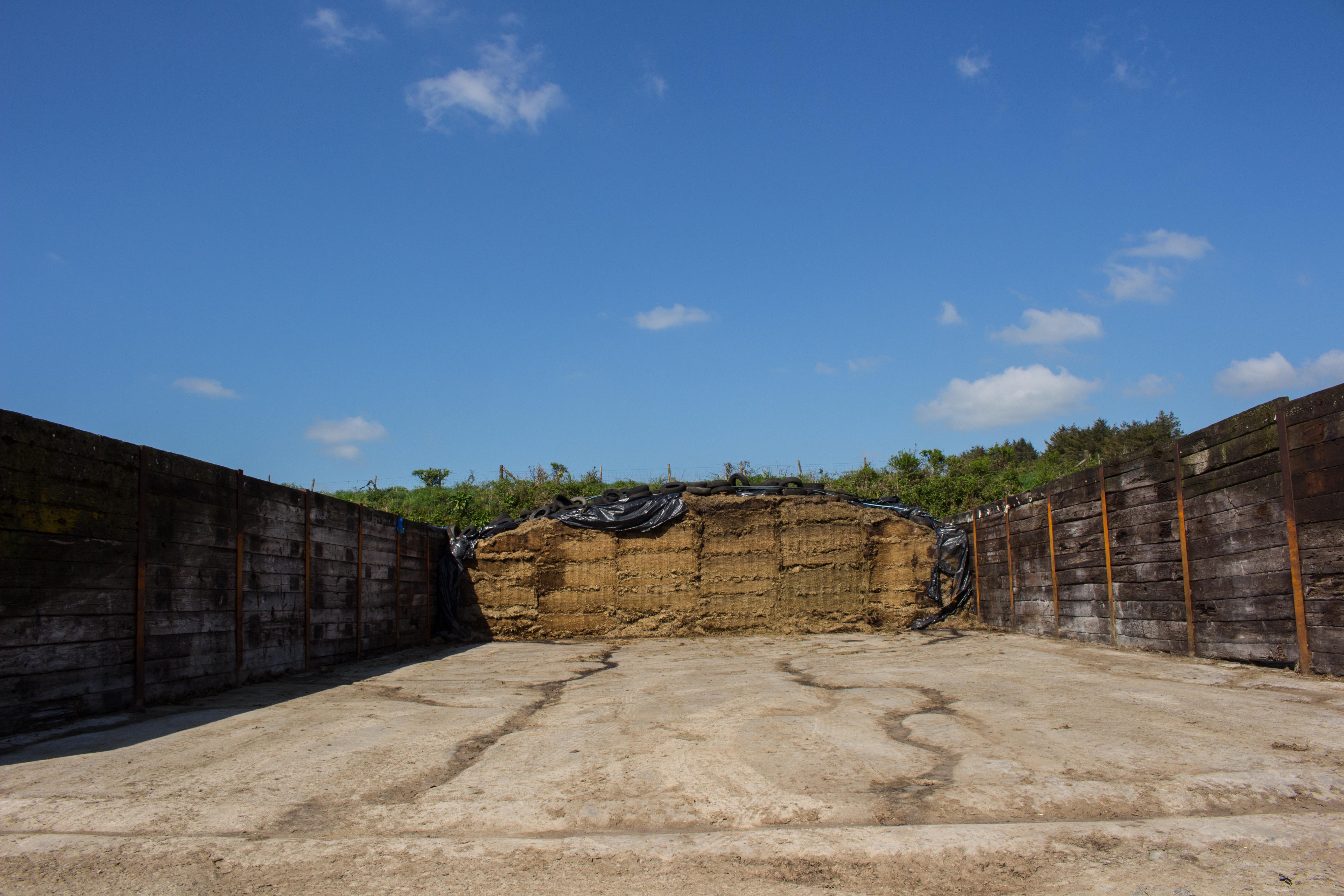 Silage Bunker