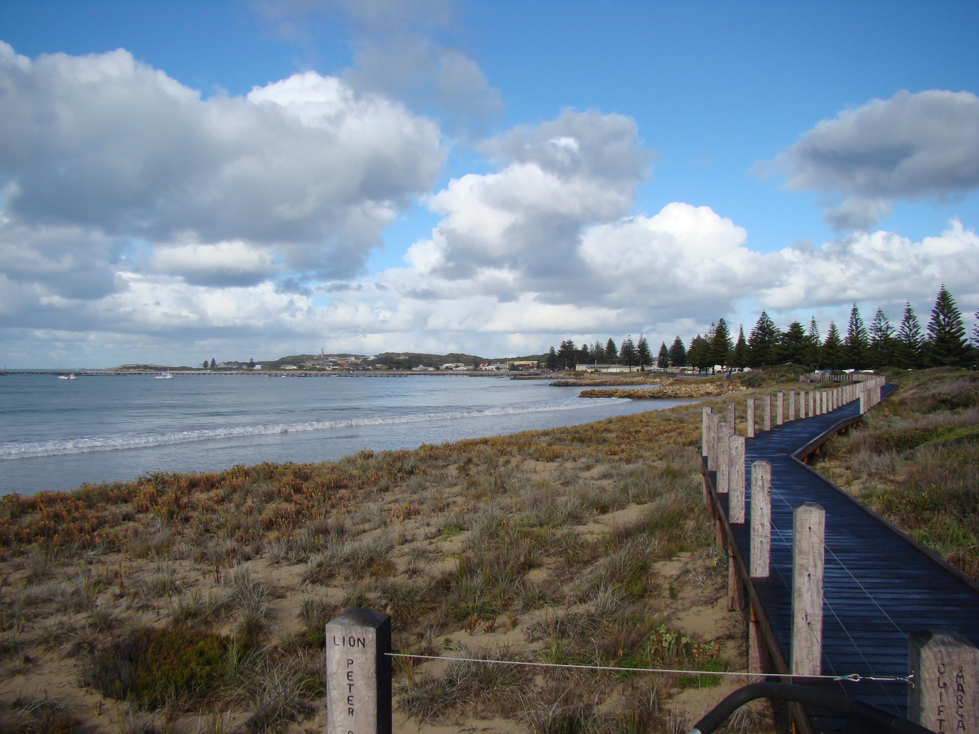 Beachport Boardwalk
