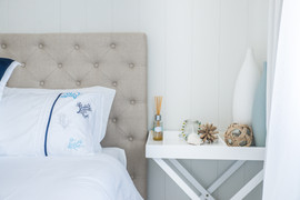 Gorgeous scents and coastal treats in each & every room