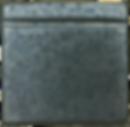 Pewter Metallics and Black glaze tile