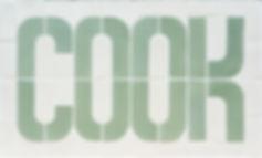 Handmade wall tiles, Cook design, perfect above an aga or cooker