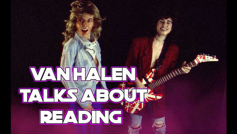 Celebrity Impressions - Van Halen