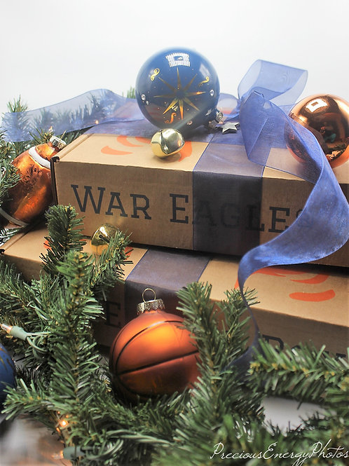 War Eagle Holiday Box