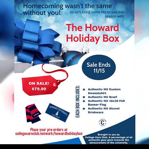 Howard - Holiday Box