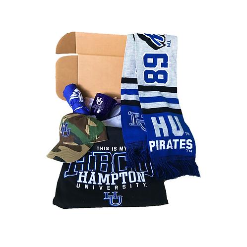 Hampton - Individual Alumni/Fan Box