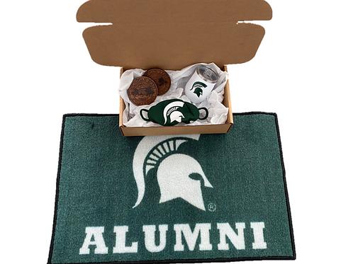 Michigan State - Individual Alumni/Fan Box