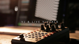 vj & live visuals projects