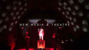 new media & theatre projects