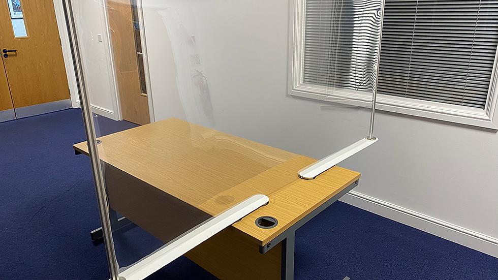 DeskExtender 395 mm
