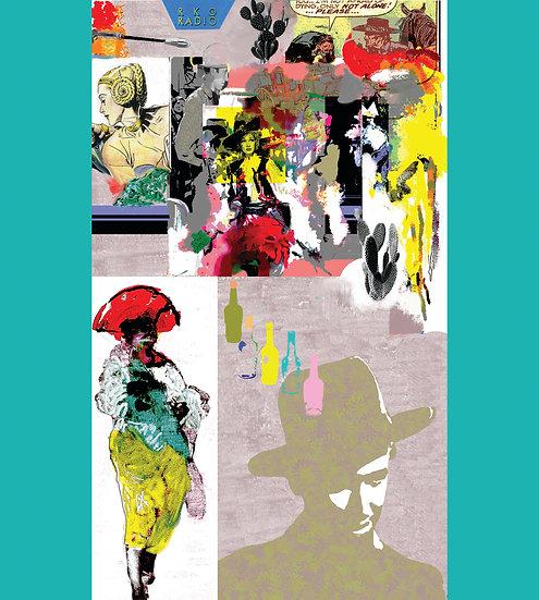 Destry limited edition fine art print