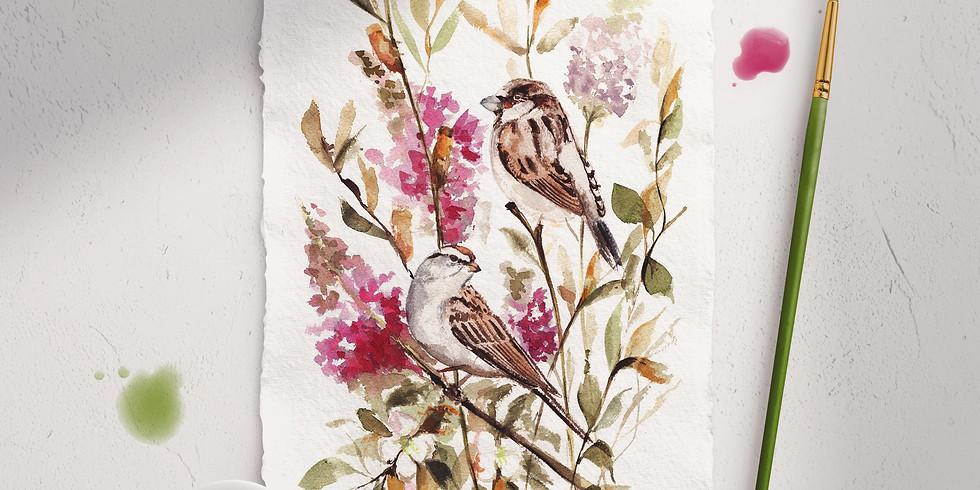 Little sparrows