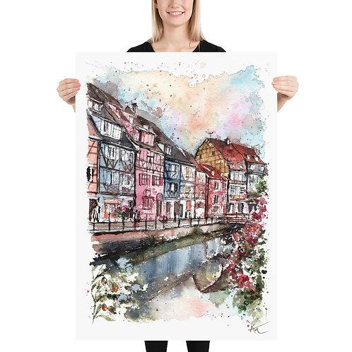 Colmar - Art Print