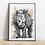 Thumbnail: Rhino  - Art Print
