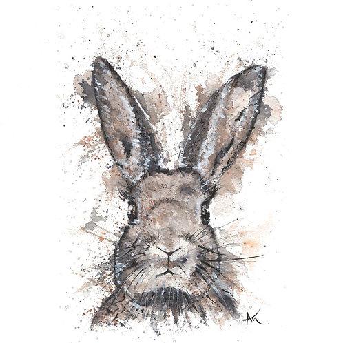 Rabbit - Original painting