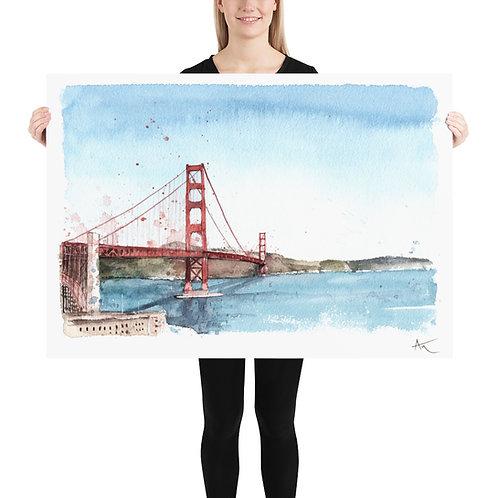 San Francisco - Art Print