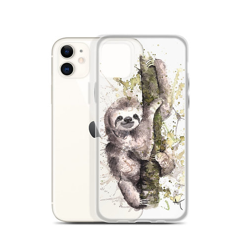 Sloth - iPhone Case
