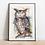 Thumbnail: Owl - Art Print