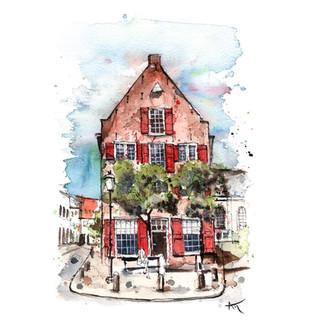 Amersfoort House