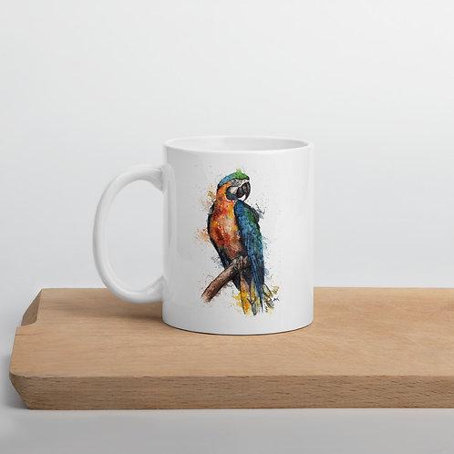 Macaw Parrot - Mug