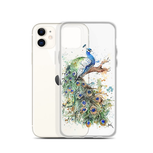 Peacock - iPhone Case