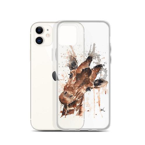 Giraffe - iPhone Case