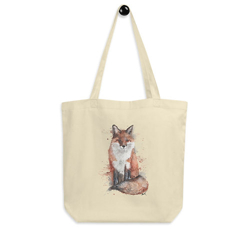 Fox - Eco Tote Bag