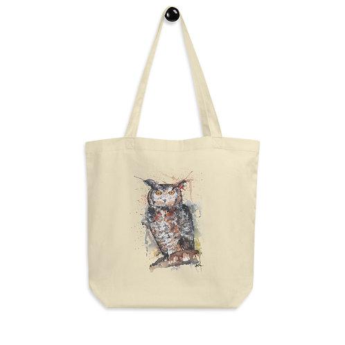 Owl - Eco Tote Bag
