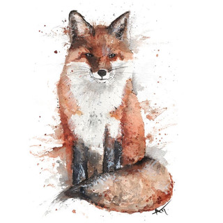 watercolor fox wall art.jpg