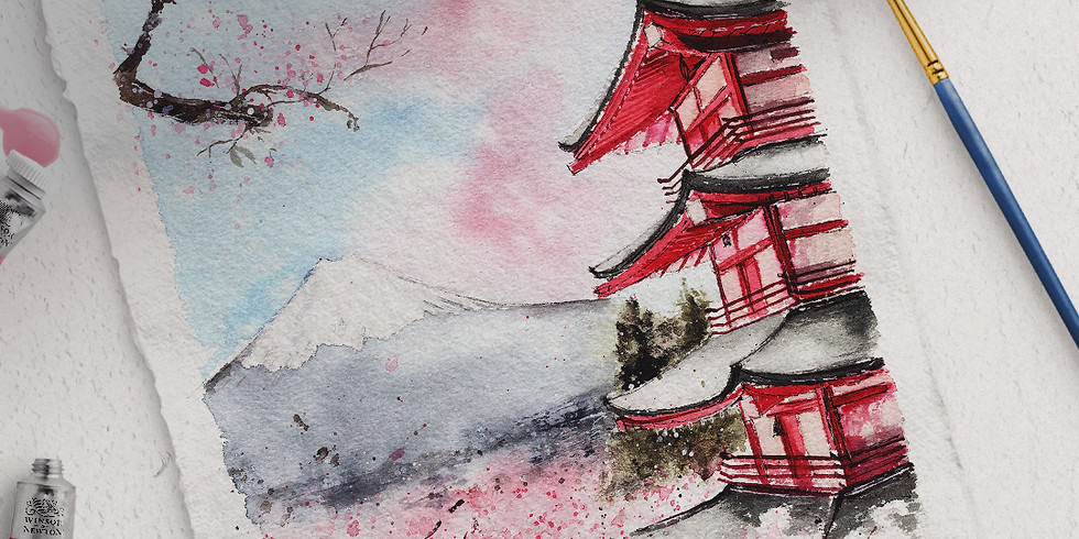 Japanese Spring Blossom