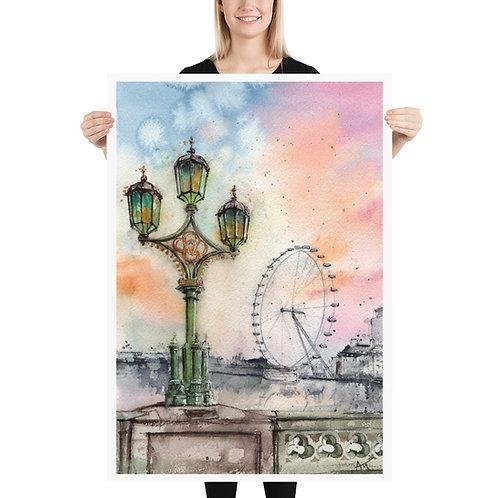 London - Art Print