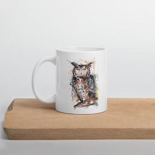 Owl - Mug