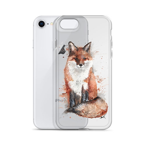 Fox - iPhone Case