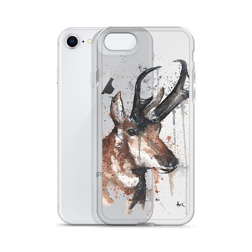 Red Deer - iPhone Case