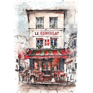 Paris Le Consulat