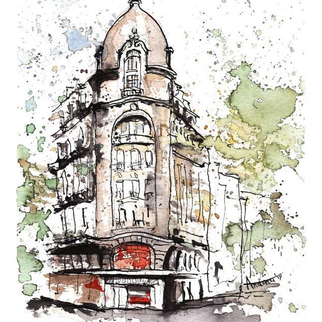 Paris Corner, France