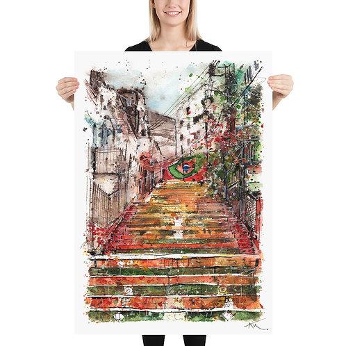 Rio de Janeiro - Art Print